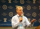 Howard Dean Drops Bid for DNC Chairmanship