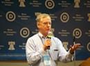 Howard Dean Drops Bid for DNC Chairmanship