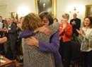 House Democrats Put Mitzi Johnson on Path to Speaker's Office