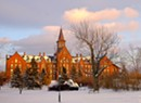 After Trump Order, UVM Warns Some Students Not to Leave the U.S.