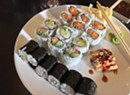 Dining on a Dime: Asian Bistro's $12 Sushi Lunch