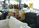 Best secondhand housewares store