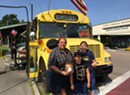 Longtime Regulars Purchase Beansie's Bus
