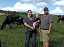 At Neighborly Farms, Producing Cheddar Is a Family Affair