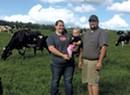 At Neighborly Farms, Producing Cheddar Is a Family Affair