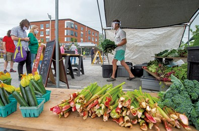 Market Report: Farmers Markets Navigate New Operating Guidelines