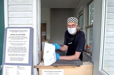 Pandemic All-Star: Michael Billingsley, Volunteer, Plainfield Community Suppers