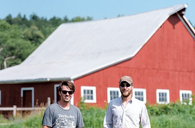 Echo Farm CSA Grows, Cooks and Serves the Food