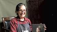 A Cambridge Artist Paints Portraits to Benefit Local Charities