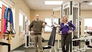 A UVM Cardiologist Advocates Heart-Healthy Exercise