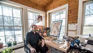 Talking Art With Pop Painter Jeffrey Robbins