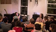 Inside the Nightshade Kitchen's Intimate, Epicurean House Concerts