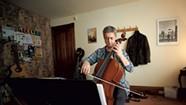 John Dunlop Is Vermont's Busiest Cellist