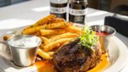 Revisiting Steak Frites, a Leunig's Classic