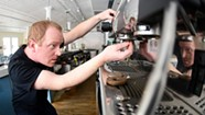 Ben Colley Keeps Local Coffee Machines Happy