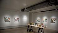 Art Review: 'Edwin Owre: New Constructions,' BCA Center