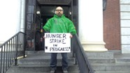 No Food for Thought: UVM Staffer Goes on Hunger Strike for Racial Justice