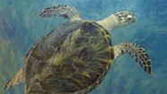 Art Review: 'Animals on the Brink' Features  Endangered Species