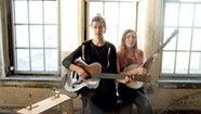 Anna & Elizabeth Mine New England's Musical Traditions on 'The Invisible Comes to Us'