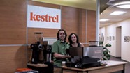 Kestrel Coffee Roasters Opens in South Burlington