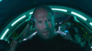 Movie Review: 'The Meg' Takes a Bite Out of Summer Boredom