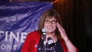 'Such an Inspiration': Hallquist Candidacy Resonates Beyond Vermont