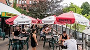 Where to Dine Outdoors in the Burlington Area