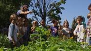 Stuck in Vermont: Kids Learn and Eat in a Burlington Elementary School Garden