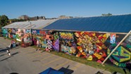 Above the Radar Fest Brings Dynamic Graffiti to Burlington