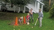 Maple Corner Community Members Hunt for a Missing Septic Tank