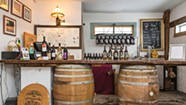 Sip Foley Brothers Beer and Neshobe River Wine in a Single Brandon Tasting Room