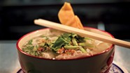 An Isan Native Cooks Up Exotic Thai Food at Randolph's Saap