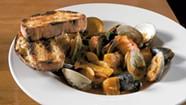 Chef Chelsea Morgan Works Mediterranean Classics at Sorriso