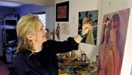 Montpelier Artist Hope Sharp Captures Weddings in Oil Paint