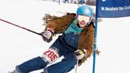 Slalom, Cycle and Sprint Through Vermont This Spring