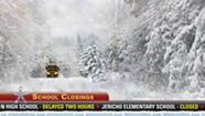WTF: Do Vermont Schools Call More Snow Days Than in the Past?