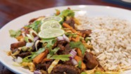 Maya's Kitchen & Bar Offers High-Low Asian Fusion