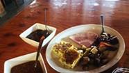 Enjoying a Québécois Maple Feast at a Dunham Cabane à Sucre