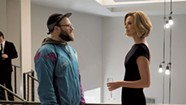 Movie Review: Seth Rogen Can't Make the Unlikely Romance of 'Long Shot' Work