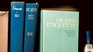 The Emily Post Institute's Lizzie Post Talks 'Higher Etiquette'