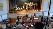 Gamelan Sulukala Performs Live Soundtrack for 1926 Animated Film