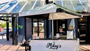 Mikey's Market Grill Serves Gourmet Burgers on Church Street
