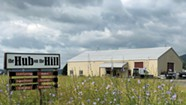 The Hub on the Hill Supports a Farming Community in Essex, N.Y.