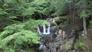 Stuck in Vermont: Exploring Three Swimming Holes in Lamoille County