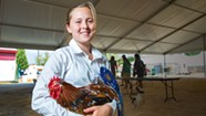 Champlain Valley Fair in Portraits: The Workers, Competitors and Revelers