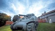 Winooski VFW Will Tank Before Giving Up Its Landmark Sherman