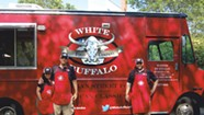 Vermont Meets Indonesia at White Buffalo Food Truck