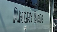 WTF: What's the Story Behind the 'Angry Birds' Buses?