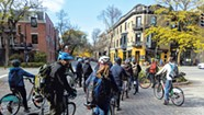 Vermont Officials Take a Two-Wheeled 'Learning Journey' in Québec