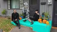 Stuck in Vermont: Meet the Artist Duo Behind 'Frankenstein Castle' in Essex Junction